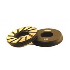 ФАТ 100мм в каучуковому корпусі під магніт