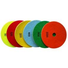 ДЖЕПИ (флекси,Полірувальні диски) 125мм