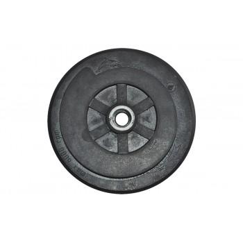 Кріплення 100мм гума Архімедова спіраль
