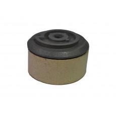 Круг войлочний 100 мм Н50 Спіраль Архімеда